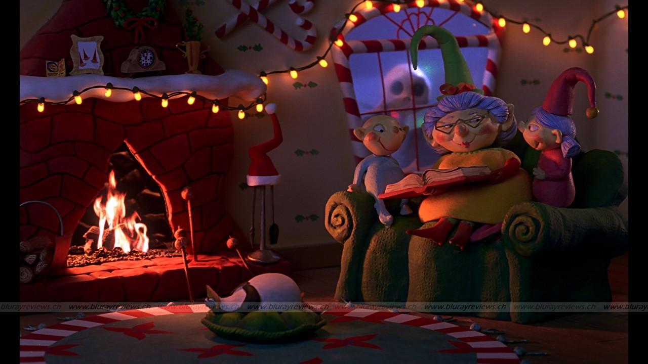 Nightmare Before Christmas Screensavers